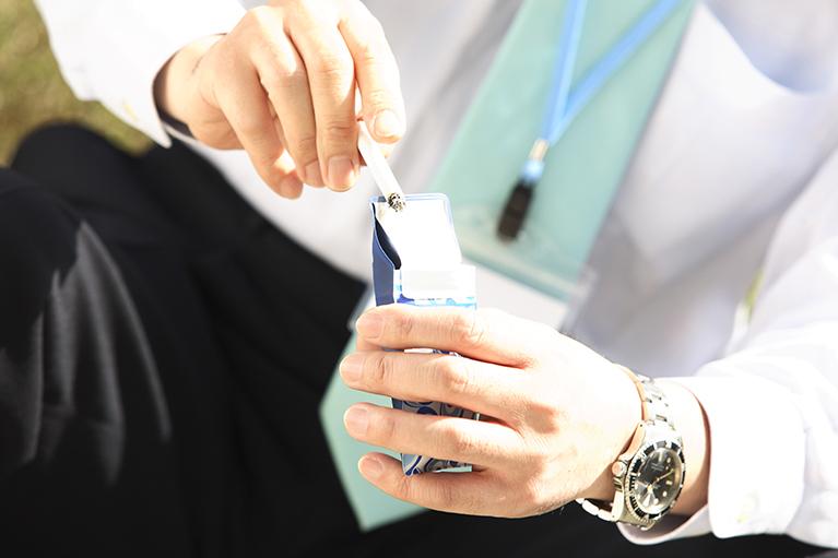 肺気腫(COPD)